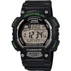 ランニングウォッチ カシオ スポーツウォッチ ランニング 10気圧防水 ソーラー デジタル 腕時計 (S14FBP-301BK海外版) CASIO マラソン ランナーズ ウォッチ 時計