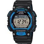 ランニングウォッチ カシオ スポーツウォッチ ランニング 10気圧防水 ソーラー デジタル 腕時計 CASIO マラソン ランナーズ ウォッチ 時計 (S14FBP-302BU海外版)