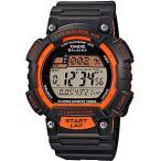 ランニングウォッチ カシオ スポーツウォッチ ランニング 10気圧防水 ソーラー デジタル 腕時計 (S14FBP-303OR海外版) CASIO マラソン ランナーズ ウォッチ 時計