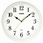 カシオ スタンダード 壁掛け時計 アナログ 掛け時計 アラビア数字 ホワイト 白(SCL16MA09WHT)スムーズ秒針 CASIO 3針 ANALOG CLOCK 掛時計