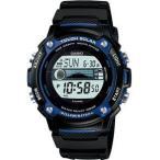 カシオ スポーツウォッチ 10気圧防水 タイドグラフ 月齢 ムーンデータ ソーラー デジタル 腕時計(SD10AUP-601)海外限定 サーフィン マラソン ランニング 時計
