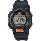 ランニングウォッチ カシオ スポーツウォッチ ランニング 10気圧防水 ソーラー デジタル レディース 腕時計 (SD15JLP-202) マラソン ランナーズ ウォッチ 時計