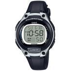 カシオ スポーツウォッチ 5気圧防水 レディース デジタル 腕時計 アラーム カレンダー ストップウォッチ LED ライト付き マラソン ランニング 時計 (SD17OC05)