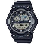 カシオ スポーツウォッチ 10気圧防水 デジタル アナログ 腕時計 (SD17OC08) ストップウォッチ LEDライト CASIO マラソン ランニング 時計 アウトドアウォッチ