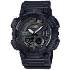 カシオ スポーツウォッチ 10気圧防水 メンズ デジタル アナログ 腕時計 (SD17OC11) ストップウォッチ カウントダウンタイマー CASIO マラソン ランニング 時計