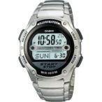サッカー レフリーウォッチ カシオ レフェリー 審判時計 海外限定 スポーツウォッチ 10気圧防水 デジタル 腕時計 (W09P-5204メタル) ランニング ウォッチ