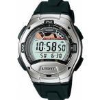ランニングウォッチ CASIO カシオ スポーツウォッチ 10気圧防水 ヨットタイマー タイドグラフ コンパス搭載 腕時計(W11P-6302)マラソン ランニング 時計
