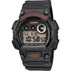 ランニングウォッチ カシオ スポーツウォッチ ランニング 10気圧防水 デジタル 腕時計 (W13FBP-403BLK2) バイブ 振動アラーム 海外限定 アウトドアウォッチ 時計