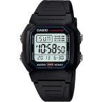 ランニングウォッチ CASIO カシオ スポーツウォッチ ランニング 10気圧防水 メンズ デジタル 腕時計 海外限定 LEDライト マラソン ランニング 時計 (W13P-3103)