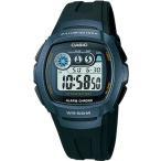 カシオ スポーツウォッチ 5気圧防水 デジタル 腕時計(W13P-3506BKBU)LEDライト 10年電池 CASIO 海外限定 日本未発売 マラソン ランニングウォッチ 時計