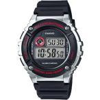 ランニングウォッチ CASIO カシオ スポーツウォッチ ランニング 5気圧防水 デジタル 腕時計 (WH16APP-101BLK) 海外限定 LEDライト付き マラソン ランニング 時計