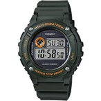 ランニングウォッチ CASIO カシオ スポーツウォッチ ランニング 5気圧防水 デジタル 腕時計 (WH16APP-103GRN) 海外限定 LEDライト付き マラソン ランニング 時計