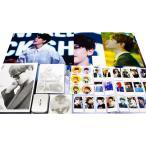 【 韓国ファンクラブ 写真集 】EXO ベッキョン / HONEY TRAP (写真集 1冊 198Pほか多数の特典付きセット)