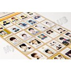 JYJ 「切手型ステッカーセット / STAMP STICKER SET 」 (総29枚入)