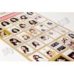 少女時代 「切手型ステッカーセット / STAMP STICKER SET 」 (総29枚入)