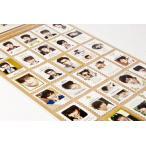 イ・ミンホ 「切手型ステッカーセット / STAMP STICKER SET 」 (総29枚入)