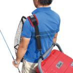 クーラーボックス用 手ぶらベルト 釣り アウトドア 便利グッズ 肩掛けベルト 増設 肩紐