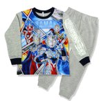 ウルトラマン 変身 光るパジャマ 長袖 ウルトラマンZ ゼット アルファエッジ ブルー 男の子 子供 プレゼント //メール便発送可