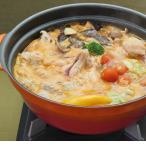 夢創鶏(むそうどり のトマト鍋セット  4〜5人前 冷凍 ギフト