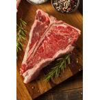 牛肉 ステーキ Tボーンステーキ 500g以上 アメリカンビーフ