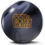 【55%OFF】コードブラックリミテッド ストーム ボウリングボール