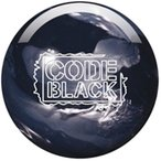 【55%OFF】コードブラック ストーム ボウリングボール
