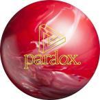 【15ポンド特価】パラドックス レッド パール トラック ボウリングボール