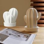 【2個以上 送料無料】BRUNO パーソナル気化式加湿器 加湿器 サボテン エコ 加湿 セラミック 陶器 卓上 オフィス コンパクト 小型 デスク 乾燥 潤い 電源不要