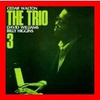 THE TRIO VOL.3 [CD] CEDAR WALTON