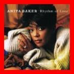 Rhythm of Love [CD] Baker, Anita