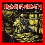 Piece of Mind [CD] Iron Maiden