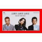 LOVE LOVE LOVE/嵐が来る [CD] DREAMS COME TRUE、 吉田美和; 中村正人