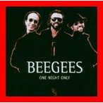 One Night Only [CD] Bee Gees