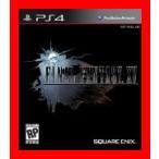 ショッピングFINAL Final Fantasy XV - PlayStation 4 輸入盤