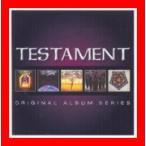Original Album Series [Box set] [CD] [Import] [CD] Testament
