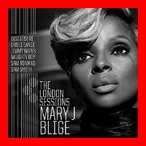 The London Sessions [CD] Blige, Mary J.