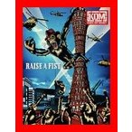 RAISE A FIST[CD+2DVD盤](2DVD付) [CD] KNOCK OUT MONKEY、 w-shun; KOHSUKE OS…