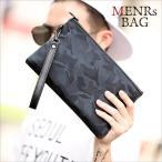 セカンドバッグ メンズ クラッチバッグ ハンドバッグ 手持ち バッグ 送料無料 PU かばん 鞄 ビジネスバッグ メンズバッグ カジュアル 迷彩柄 カバン 人気 通勤