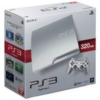 『中古即納』{本体}{PS3}プレイステーション3 PlayStation3 HDD320GB サテン・シルバー(CECH-2500BSS)(20110310)