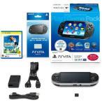『中古即納』{本体}{PSVita}PlayStationVita 3G/Wi-Fiモデル Play!Game Pack(PCHJ-10012)(20131031)