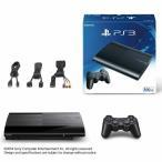 『中古即納』{本体}{PS3}PlayStation3 プレイステーション3 チャコール・ブラック 500GB(CECH-4300C)(20140828)