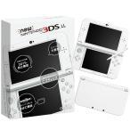 ショッピングニンテンドー3DS 『新品即納』{本体}{3DS}Newニンテンドー3DS LL パールホワイト(RED-S-WAAA)(20150611)