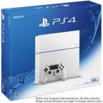 ショッピングPlayStation 『中古即納』{本体}{PS4}プレイステーション4 PlayStation4 HDD500GB グレイシャー・ホワイト(CUH-1200AB02)(20150627)