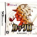 『中古即納』{NDS}パズルシリーズ Vol.4 カックロ(KAKURO)(20060810)