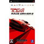 『中古即納』{表紙説明書なし}{PSP}TOCA RACE DRIVER 2(トカレースドライバー2) ULTIMATE RACING SIMULATOR(20061214)