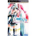 『中古即納』{PSP}初音ミク -Project DIVA- 2nd(プロジェクト ディーヴァ セカンド)(20100729)