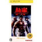 『中古即納』{PSP}鉄拳6(TEKKEN 6) PSP the best(ULJS-19054)(20110707)