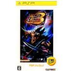 『中古即納』{PSP}モンスターハンターポータブル 3rd PSP the Best(ULJM-08058)(20110922)
