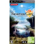 『中古即納』{PSP}フロンティアゲート(Frontier Gate)(20111222)