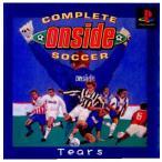 『中古即納』{表紙説明書なし}{PS}COMPLETE SOCCER onside(コンプリートサッカー オンサイド)(19980129)